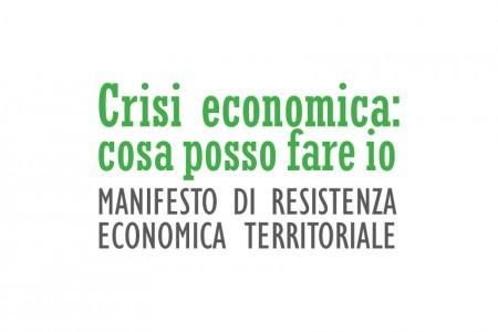 Manifesto di resistenza economica territoriale