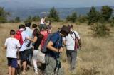 FotoRacconto del Giro delle Masserie a Santa Croce del Sannio. Fattoria Oro del Sannio