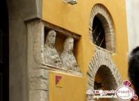 Fotoracconto del trekking urbano sulle tracce dei Longobardi a Benevento, con Gli Enogastronauti
