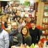 Fotoracconto della cenabaratto per Pompeo Castelluzzo, partigiano del cibo responsabile