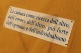 Serve ancora la cultura? Padre Albert inaugura a Tufara Valle il mese della cultura.