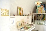 Solopreneurismo, la solitudine creativa e fortificante all'Arthouse Shop di Clare Galloway