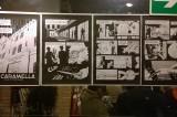 Christian Mirra e Cielo Libre. Illustrazioni e fumetto per le poesie dei prigionieri politici argentini.
