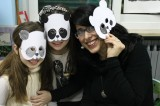 Carnevale con il panda: riflessioni pedagogiche e foto