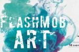 Arte in vetrina. FlashMob Art con Sara Cancellieri, Biodpi, Last22 e Igor Verrilli. Sabato 7 marzo, libreria Masone Alisei. Coerenze: 15/20