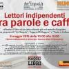 Lettori indipendenti tra parole e caffè: sabato 9 maggio, libreria indipendente Masone Alisei