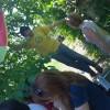 Il giocoliere e la sua Giornata P'Artigianale presso Mariapia Cutillo. Con fotoracconto.