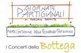 Giornata P'Artigianale e Concerto della Bottega del 6 settembre. Programma c/o Terramica, San Nazzaro.