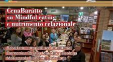 Cenabaratto su mindful eating e nutrimento relazionale. 13 novembre 2015, ore 21, libreria Masone Alisei