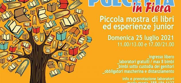 Pulcetta in Fiera. Piccola mostra di libri ed esperienze junior – Giornata P'Artigianale Junior