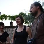 Ri-Creare - Daniela Facchiano, Ilaria Fragnito e Mauz Falato - Foto Sara Cancellieri