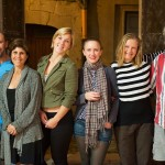 Terra vivente art studio con Helena Wadsley, Vittorio Assini, Debbie Zeitman, Sagan Genesis,  Clare Galloway, Christine Tyler, Jerome Pouwels