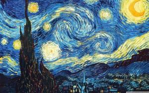 la notte stellata