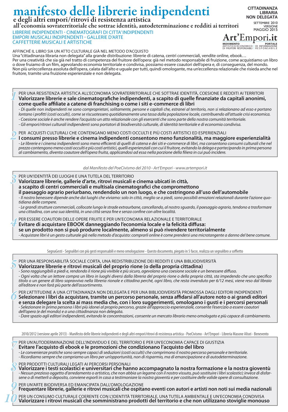 Manifesto-librerie-indipendenti-artempori