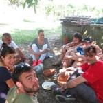 Giornata P'Artigianale, domenica 31 maggio, presso Mariapia Cutillo, San Salvatore Telesino - Foto di Laura Lombardi
